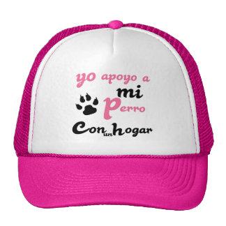 Yo apoyo a mi Perro Cap