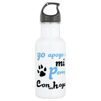 Yo apoyo a mi Perro 532 Ml Water Bottle