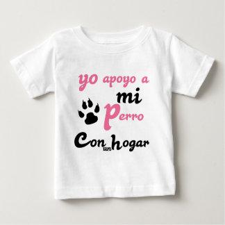 Yo apoyo a mi Perro T-shirts