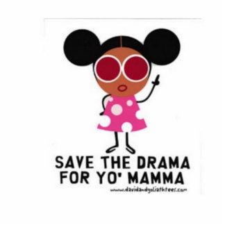 yo mama photo cutout