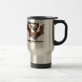 Yo quiero el murcielago perro - I love the Batdog Travel Mug