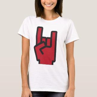 Yo Rock - Hand Emoji Awesome Tee