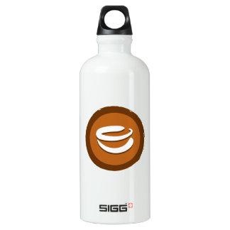 Yoga 'Ayurveda Bowl' Bottleworks SIGG Traveller 0.6L Water Bottle