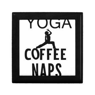 Yoga Coffee Naps Gift Box