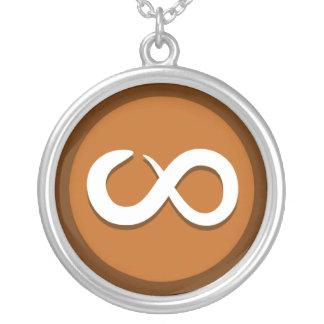 Yoga 'Infinity' Necklace