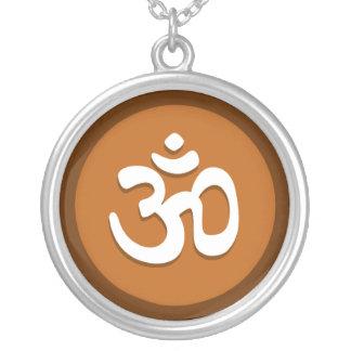 Yoga 'OM' Necklace