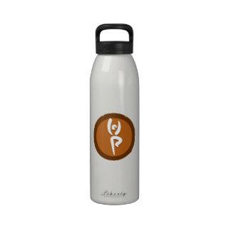 Yoga 'Poses IV' Bottleworks Water Bottles