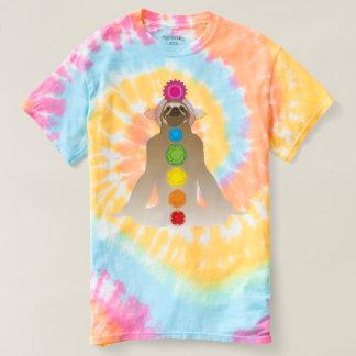 Yoga Sloth, Tie Dye T-Shirt