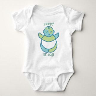 Yoga Speak Baby : Sleepy Lil' Yogi Baby Bodysuit