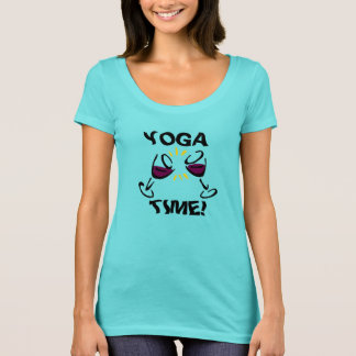 YOGA TIME! Just Kidding!