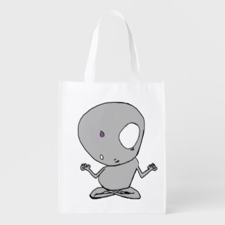 Yogini Reusable Grocery Bag
