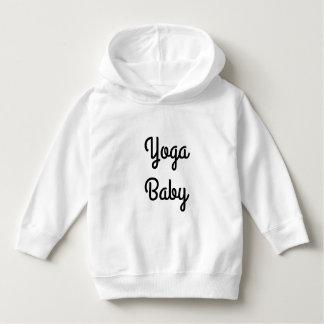 Yogo Baby White Sweatshirt for Toddlers