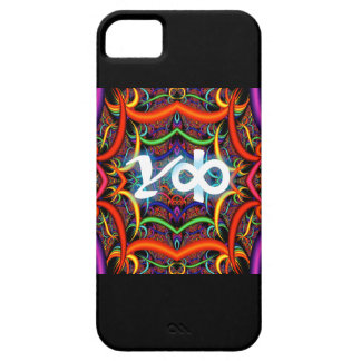 YOLO Psychedelic iPhone Case