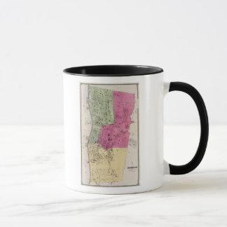 Yonkers, NY Atlas Mug