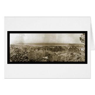 Yonkers, NY Park Hill Photo 1902 Card