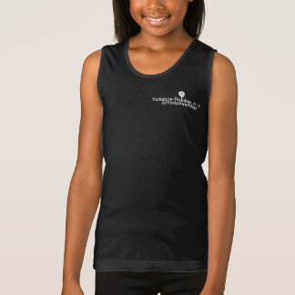 Yorkshire-Holidays Strappy T-Shirt for Girls