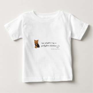yorkshire terrier baby T-Shirt