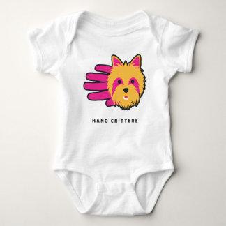 Yorkshire Terrier baby t-shirt bodysuit