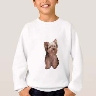 Yorkshire Terrier (D) - laughing Sweatshirt