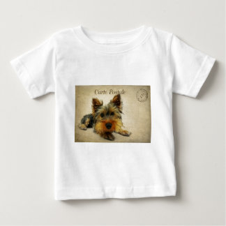 Yorkshire Terrier Dog Baby T-Shirt