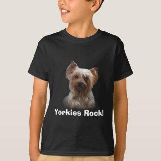 Yorkshire Terrier Kids T-Shirt