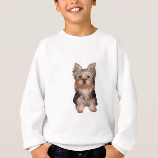 Yorkshire Terrier Puppy Sweatshirt