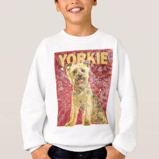 Yorkshire Terrier - Yorkie Pet Owner Sweatshirt