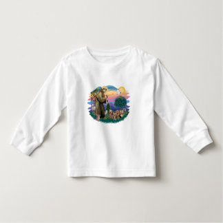 Yorkshire Terriers (four) Toddler T-Shirt