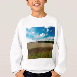 Yorkshire, with a artistic blur sweatshirt
