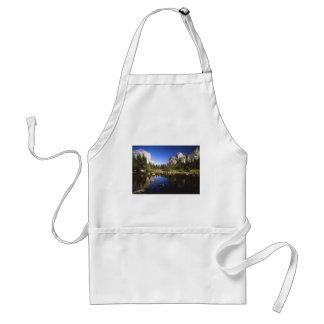 Yosemite california standard apron