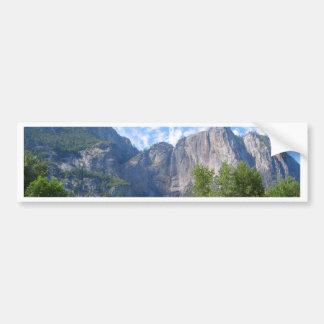 Yosemite Falls Bumper Sticker