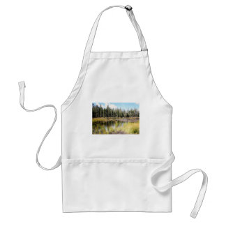 Yosemite National Park Tuolumne Meadows Standard Apron