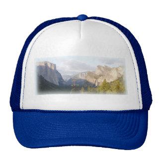 Yosemite panorama hat