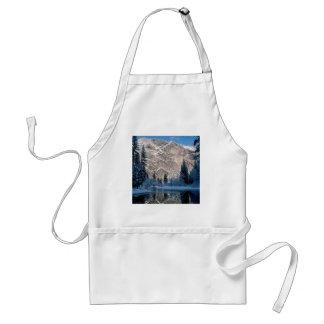 Yosemite Park Usa Standard Apron