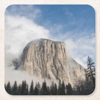 Yosemite Square Paper Coaster