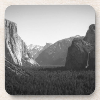 Yosemite Valley from Tunnel View Coaster