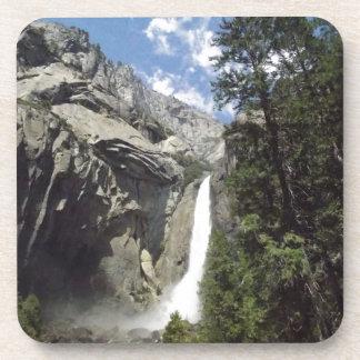 Yosemite waterfall coaster