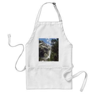 Yosemite waterfall standard apron