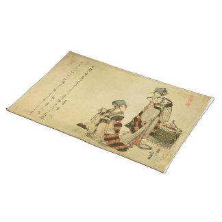 Yoshiwara Sparrow Placemat
