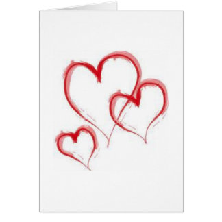 """YOU ARE THE """"LOVE OF MY LIFE"""" ALL OCCASION CARD"""