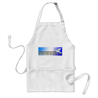 YOU CAN FLY STANDARD APRON