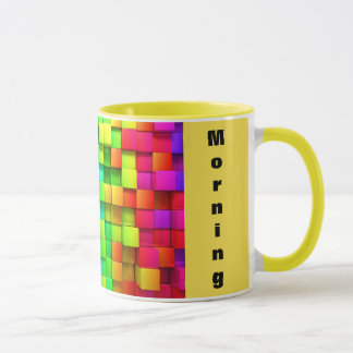 YOU Change Color Morning Coffee Mug Tea Cup