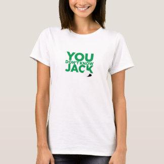 """You Don't Know Jack"" – Light (Women's) T-Shirt"