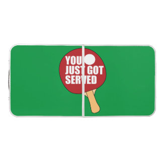 You Got Served Pong Table