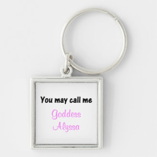 You May Call Me Key Ring