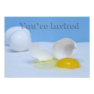 You re Invited - Multi Purpose Food Breakfast Personalized Announcement