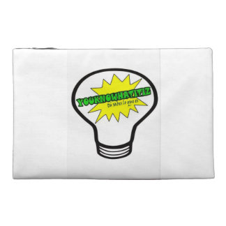 Youknowhatitiz collection travel accessory bag