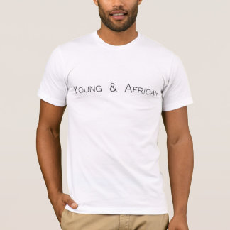 Young & African T-Shirt