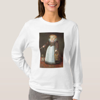 Young Child with a Dog T-Shirt