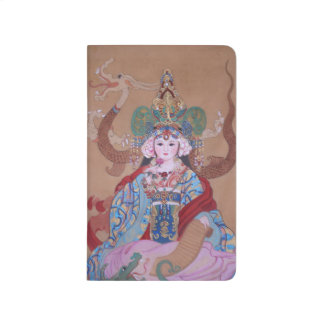 """Young Emperor Pocket Journal (5.5"""" l x 3.5"""" w)"""